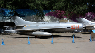 9214 - Shenyang J-6 - China - Air Force