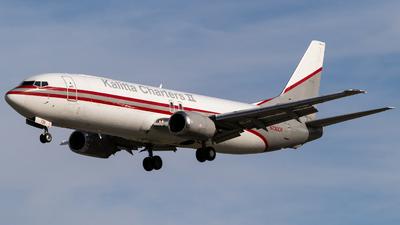 N730CK - Boeing 737-4C9(SF) - Kalitta Charters II