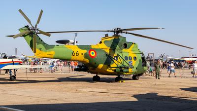 66 - IAR-330L Puma SOCAT - Romania - Air Force