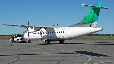 C-FTID - ATR 42-500 - First Air