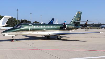 EC-MLV - Cessna 680 Citation Sovereign - Tag Aviation España