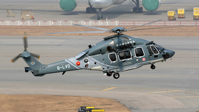 A picture of BLVD - Airbus Helicopter H175 - [5013] - © *DaVe*