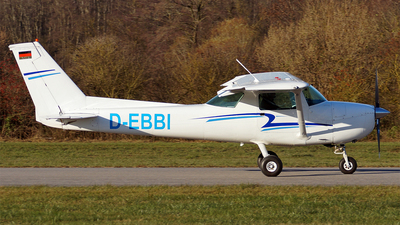 D-EBBI - Cessna 150M - Private