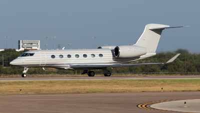 N111SJ - Gulfstream G500 - Private
