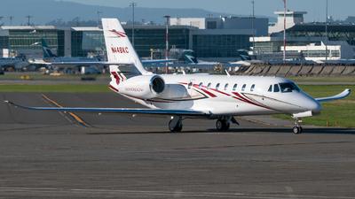 N448KC - Cessna 680 Citation Sovereign Plus - Private