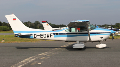 D-EGWF - Reims-Cessna F182Q Skylane II - Private