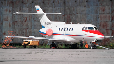 RA-02800 - Hawker Siddeley HS-125-700B - Avcom - Aviation Commercial