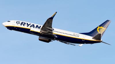 A picture of EIEST - Boeing 7378AS - Ryanair - © Miguel Viana Trajano