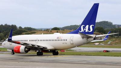 A picture of LNTUL - Boeing 737705 - SAS - © R.Rimestad
