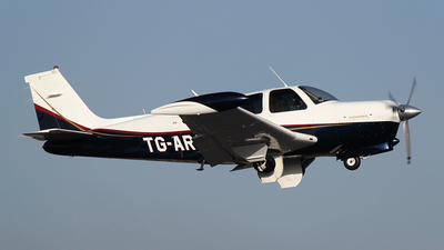 TG-ARC - Beechcraft A36 Bonanza - Private