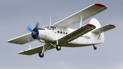 UR-02257 - PZL-Mielec An-2P - Private
