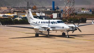 444 - Beechcraft B300 King Air 350 - Pakistan - Army Aviation