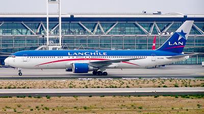 CC-CRG - Boeing 767-375(ER) - Lan Chile
