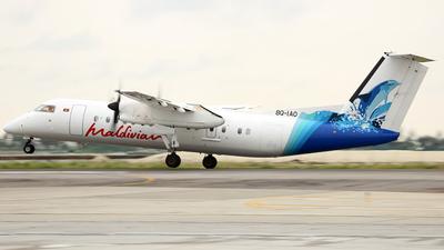 A picture of 8QIAO - De Havilland Canada Dash 8300 - Maldivian - © Frolov Sergey