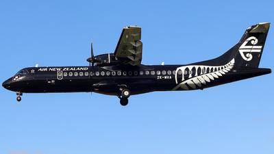 ZK-MVA - ATR 72-212A(600) - Air New Zealand