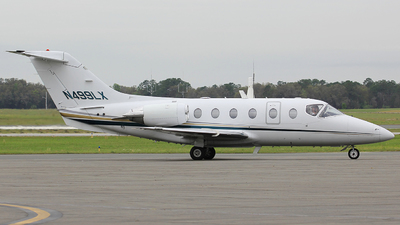N499LX - Beechcraft 400A Beechjet - Flight Options
