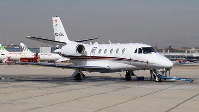 A picture of ECLYL - Cessna 560XLS Citation Excel + - Gestair - © Guille Gª del Alamo