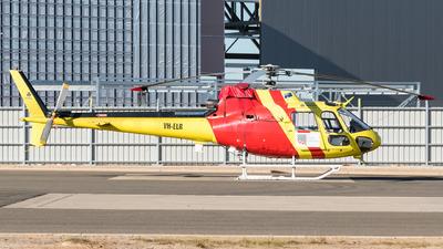 VH-ELR - Aérospatiale AS 350BA Ecureuil - Surf Life Saving Services Queensland