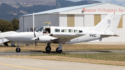ZK-PVC - Cessna 402B - Aerial Surveys