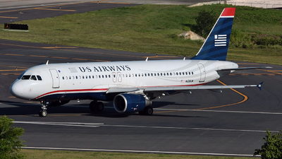 N128UW - Airbus A320-214 - US Airways