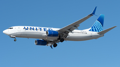 A picture of N37298 - Boeing 737824 - United Airlines - © Kerrigan_Aviation_NJ