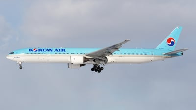 HL7533 - Boeing 777-3B5 - Korean Air
