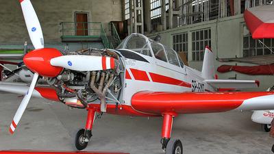 SP-EMT - Zlin 526ML - Aero Club - Rybnik