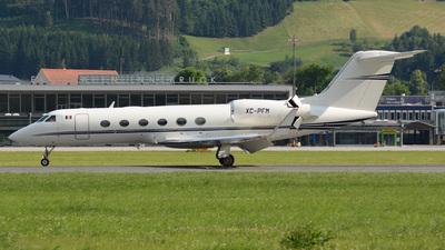 XC-PFM - Gulfstream G450 - Mexico - Police