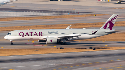 A picture of A7ALS - Airbus A350941 - Qatar Airways - © Ka Hung Yue