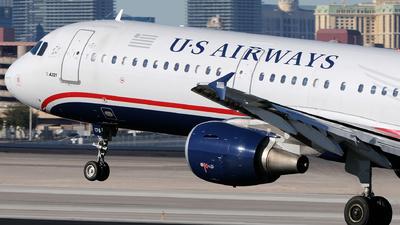 N176UW - Airbus A321-211 - US Airways
