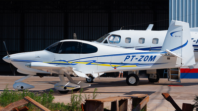 PT-ZOM - Vans RV-10 - Private