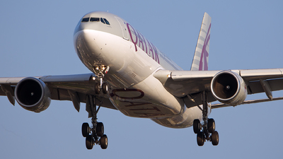 A7-ACJ - Airbus A330-202 - Qatar Airways