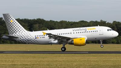 VP-BNB - Airbus A319-111 - Vueling