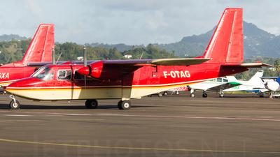 F-OTAG - Britten-Norman BN-2A-21 Islander - Airawak