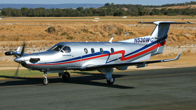 N530WC - Pilatus PC-12/45 - Private
