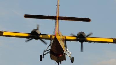 C-GBYU - Canadair CL-215-1A10 - Buffalo Airways