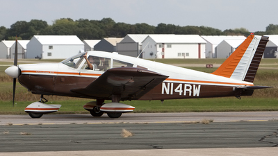 N14RW - Piper PA-28-235 Cherokee - Private