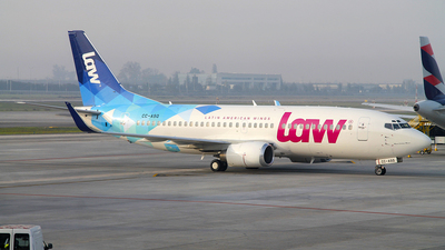 CC-ASQ - Boeing 737-33V - LAW - Latin American Wings