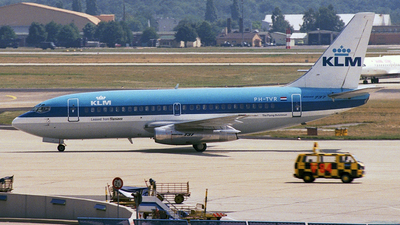 PH-TVR - Boeing 737-2K2(Adv) - KLM Royal Dutch Airlines