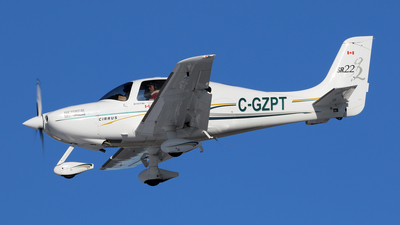 A picture of CGZPT - Cirrus SR22 - [1179] - © Michael Durning