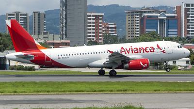 N680TA - Airbus A320-233 - Avianca