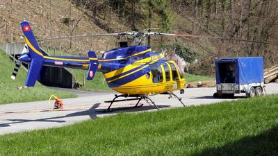 HB-ZNW - Bell 407GX - Alpinlift