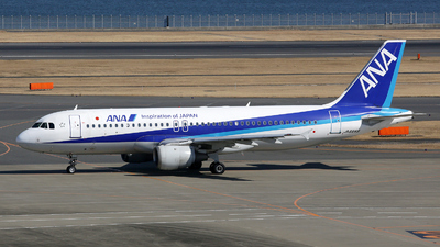 JA8946 - Airbus A320-211 - All Nippon Airways (ANA)