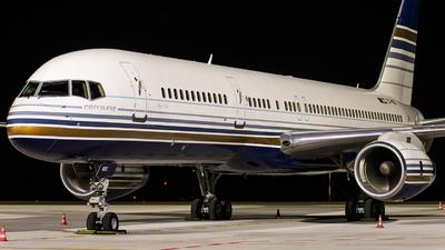 A picture of ECHDS - Boeing 757256 - Privilege Style - © KonradWyszynski