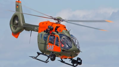 77-03 - Airbus Helicopters H145M - Germany - Army