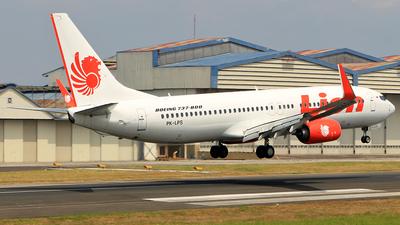 PK-LPS - Boeing 737-8GP - Lion Air