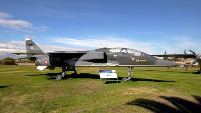 E40 - Sepecat Jaguar E - France - Air Force