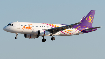 HS-TXJ - Airbus A320-232 - Thai Smile