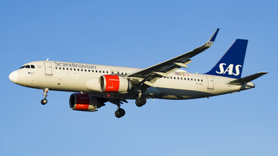EI-SIE - Airbus A320-251N - SAS Ireland