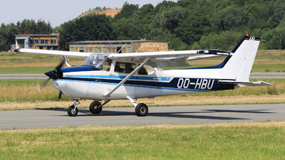 OO-HBU - Reims-Cessna F172N Skyhawk II - Private